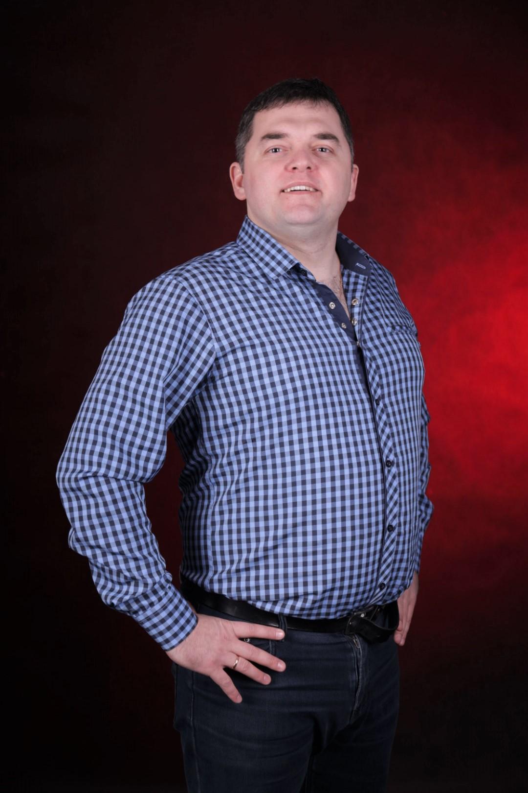 Барков Дмитрий Викторович