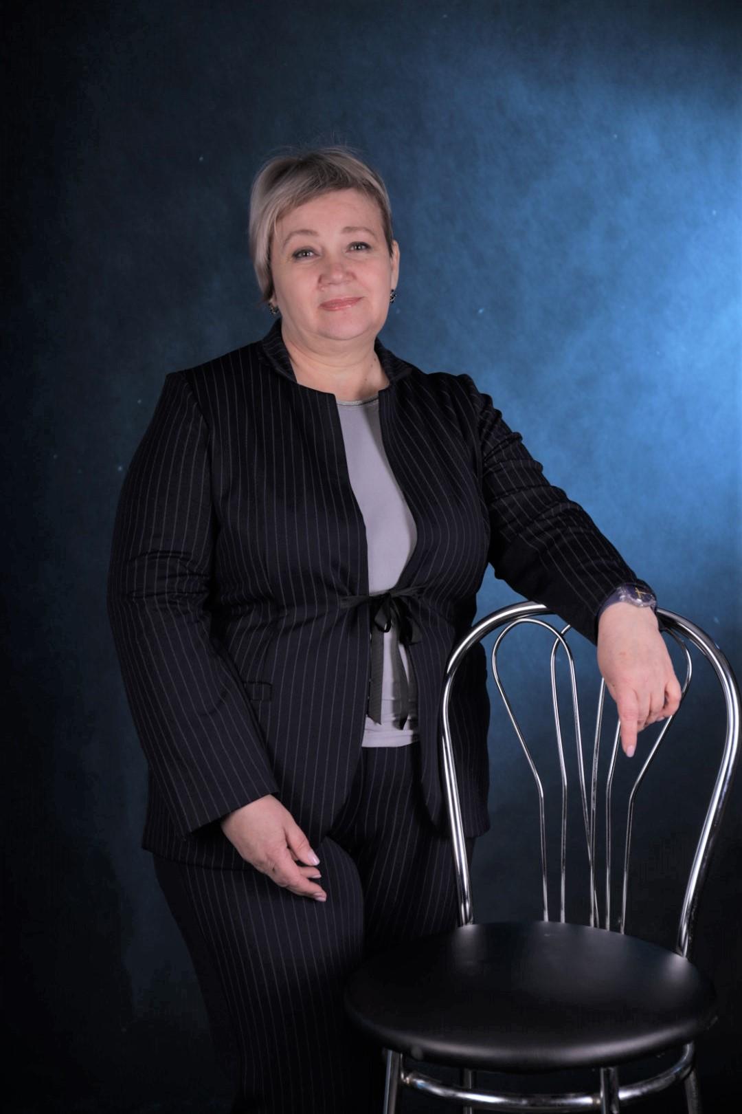 Шишкина Елена Николаевна