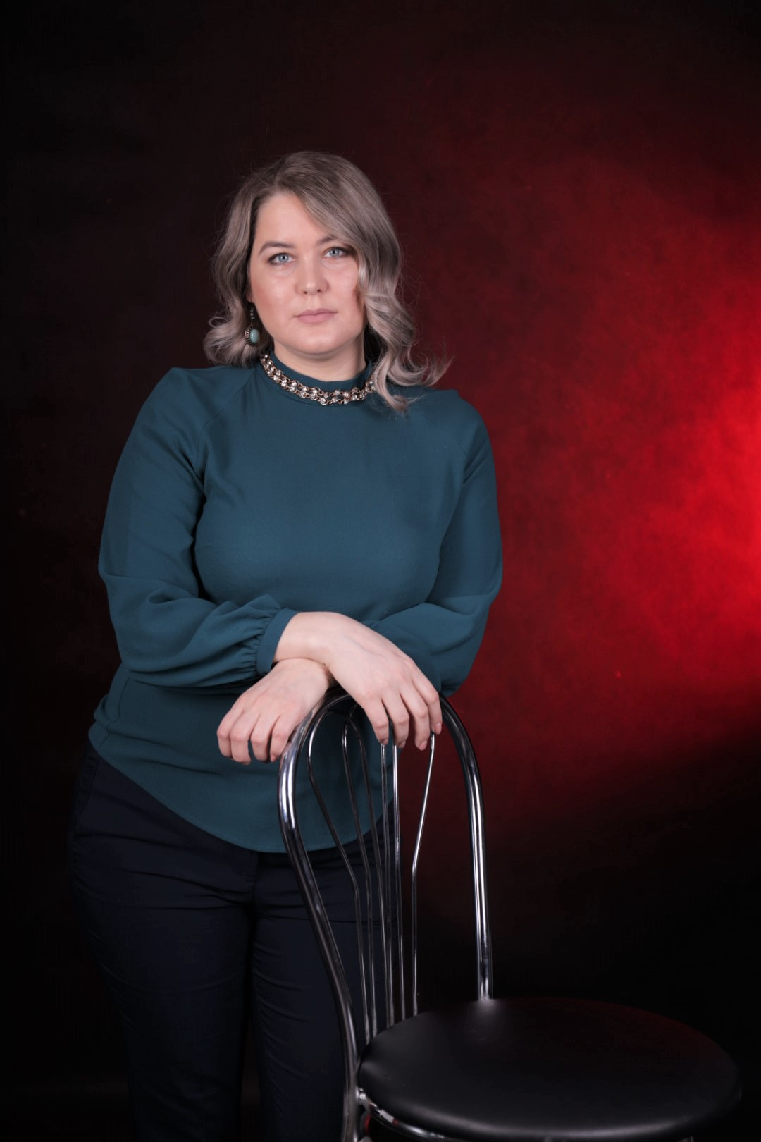 Бедина Анна Николаевна