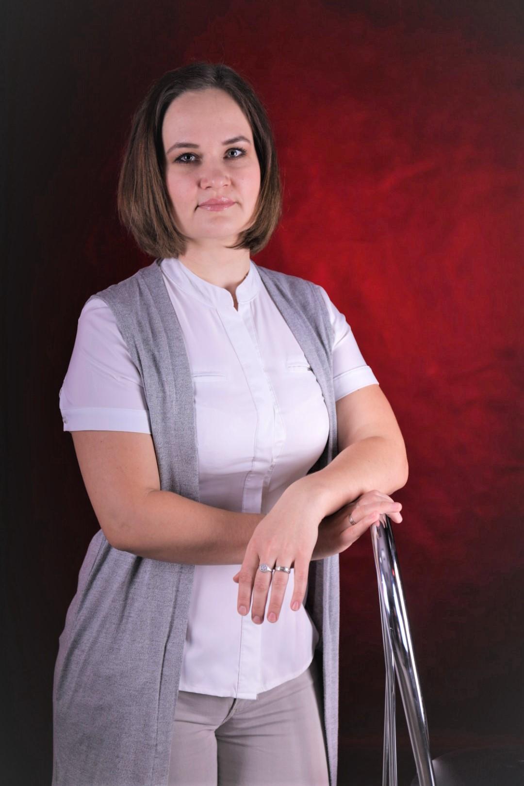 Бем Анастасия Владимировна