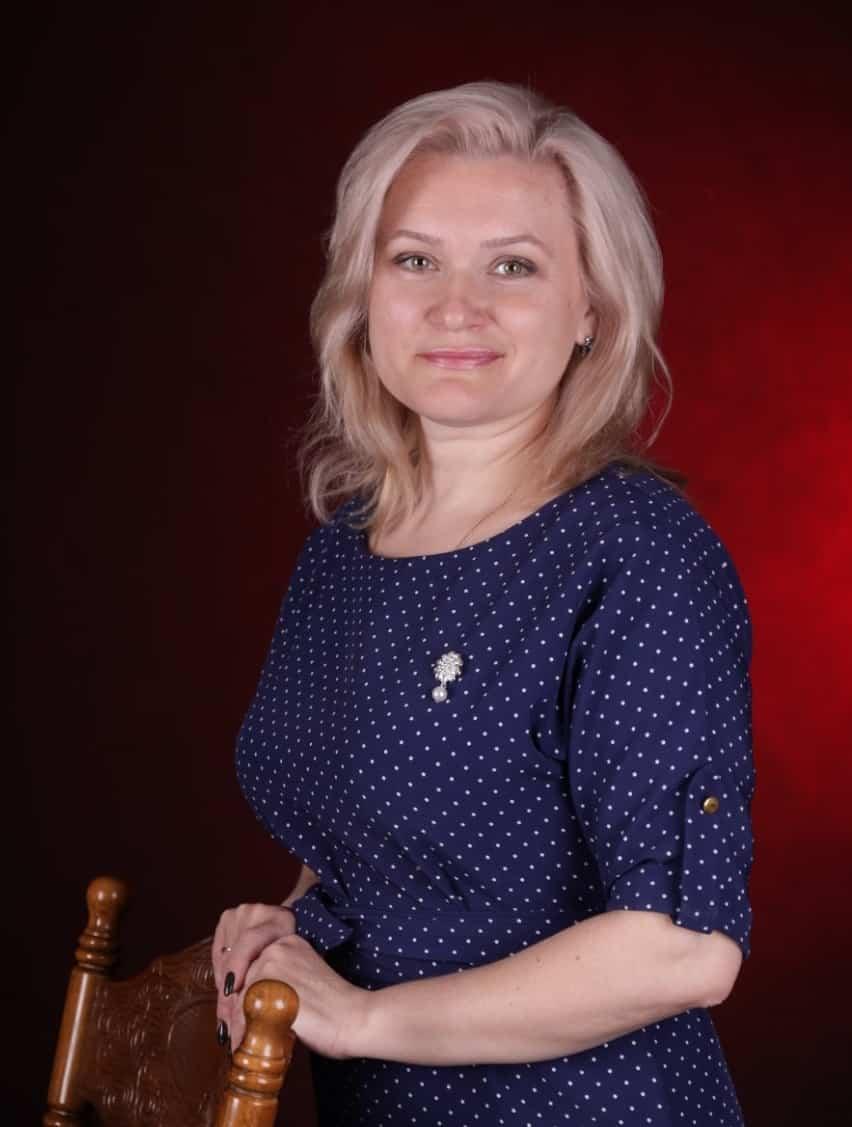 Ряскова Татьяна Анатольевна