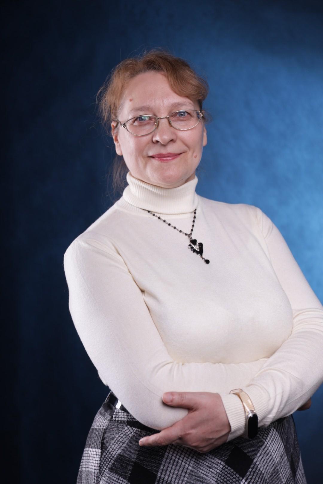 Скрябина Елена Георгиевна